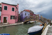Ponti di Burano — Stock Photo
