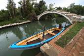 Canali a Torcello — Stock Photo