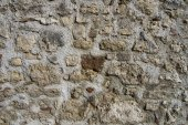 Muro in pietra — Stock Photo