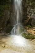 Falls in mountains — Stock Photo