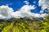 Góry — Zdjęcie stockowe
