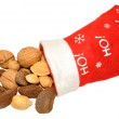Christmas Nuts — Stock Photo #58637013