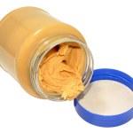 Peanut Butter Jar — Stock Photo #61379017