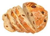 Walnut And Date Cob Bread — Stok fotoğraf