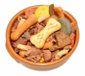Dogs Dinner — Stock Photo