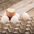 Eggs — Stock Photo #77019355