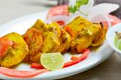 Paneer tikka — Stock Photo