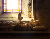 Tomb of Luis de Camoens — Stock Photo