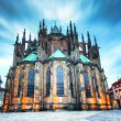 St. Vitus Cathedral in Prague, Czech Republic. — Stock Photo #56469889
