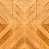 Brown wood plank cross textured and background wallpaper — Stock Photo