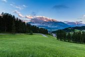 Альпы горы Доломиты. Италия — Стоковое фото