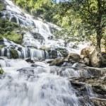 Mae Ya waterfall Chiang Mai, Thailand. — Stock Photo #77109905