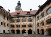 Gewerkenegg Castle in Idrija — Stock Photo