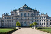 The haunting Residence of Stupinigi — Stock Photo