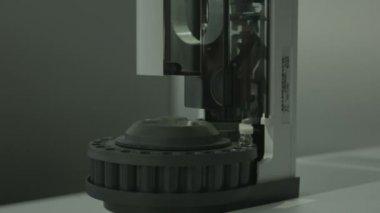 Laboratory automatic analysis — Stock Video