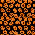 Seamless Halloween pattern — Stock Vector #52916253