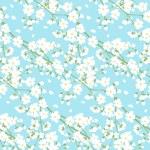 White spring tree flowers — Stock Vector #67163485