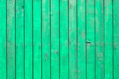 The green wood texture with natural patterns — Stock Photo