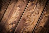Abstract raindrops pattern on wooden board. Background. — Stock Photo