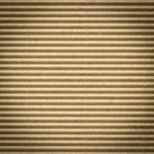 Corrugated cardboard texture or background — Stock Photo