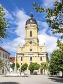 Hofkirche in Neuburg, Germany — Stock Photo