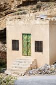 House Saiq Plateau — Stock Photo