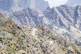 Road Jebel Akhdar Oman — Stock Photo