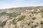 Landscape Jebel Akhdar Oman — Stock Photo