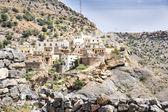 Village on Saiq Plateau — Stock Photo