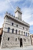 Town hall Montepulciano — Stock Photo