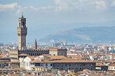 Palazzo Vecchio Florence — Stock Photo