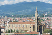 Santa Maria Novella in Florence — Stock Photo