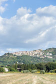 View to Montepulciano — Stock Photo