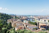 View to Florence — Stock Photo