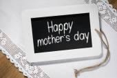 Blackboard mother day — Stock Photo