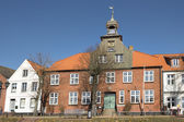 Schifferhaus Toenning — Стоковое фото