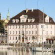 Historic building Lindau — Stock Photo #64450911