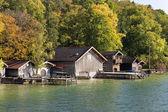 Lakeside lake Starnberg — Stock Photo