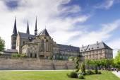 Monastery St Michael Bamberg — Stock Photo