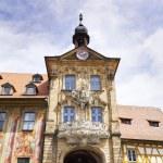 Townhall Bamberg — Stock Photo #73365287