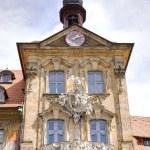 Townhall Bamberg — Stock Photo #73365339