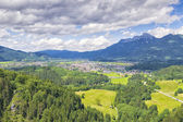 View to Reutte — Stock Photo