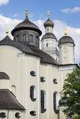 Pilgrimage church Maria Birnbaum — Stock Photo