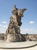 Angouleme Carnot Monument — Stock Photo