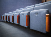 Empty theatre hall — Stock fotografie