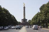 Berlin - August 6, 2014: Berlin Victory Column — Stok fotoğraf