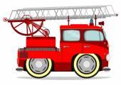 Firetruck — Stock Vector