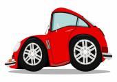 Cabrio — Stok Vektör