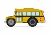 School bus — Wektor stockowy