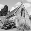 Small chapel in Lyndhurst in the New Forest — Foto Stock #55239771